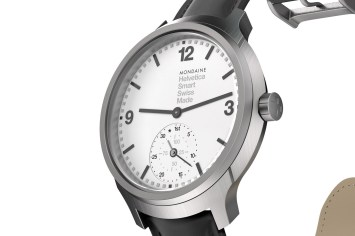 Mondaine-Helvetica No1 Horological Smartwatch