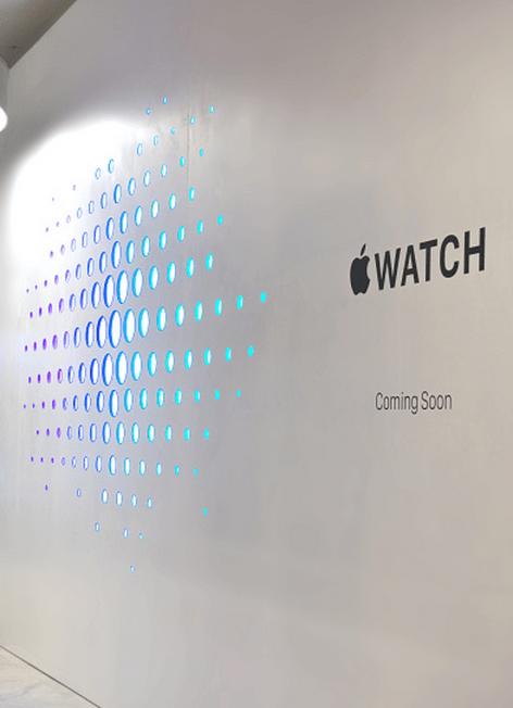 Apple Watch barricade 3