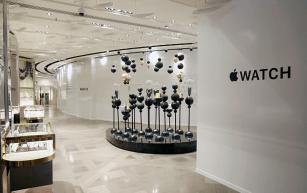 Apple Watch barricade 6