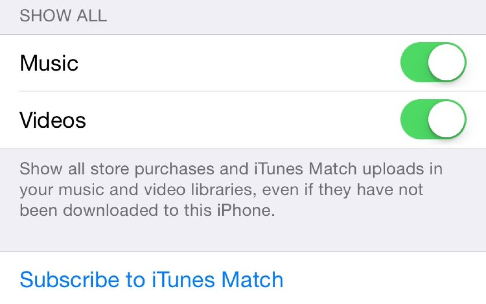 iOS 8 3 includes settings to download free apps and iTunes