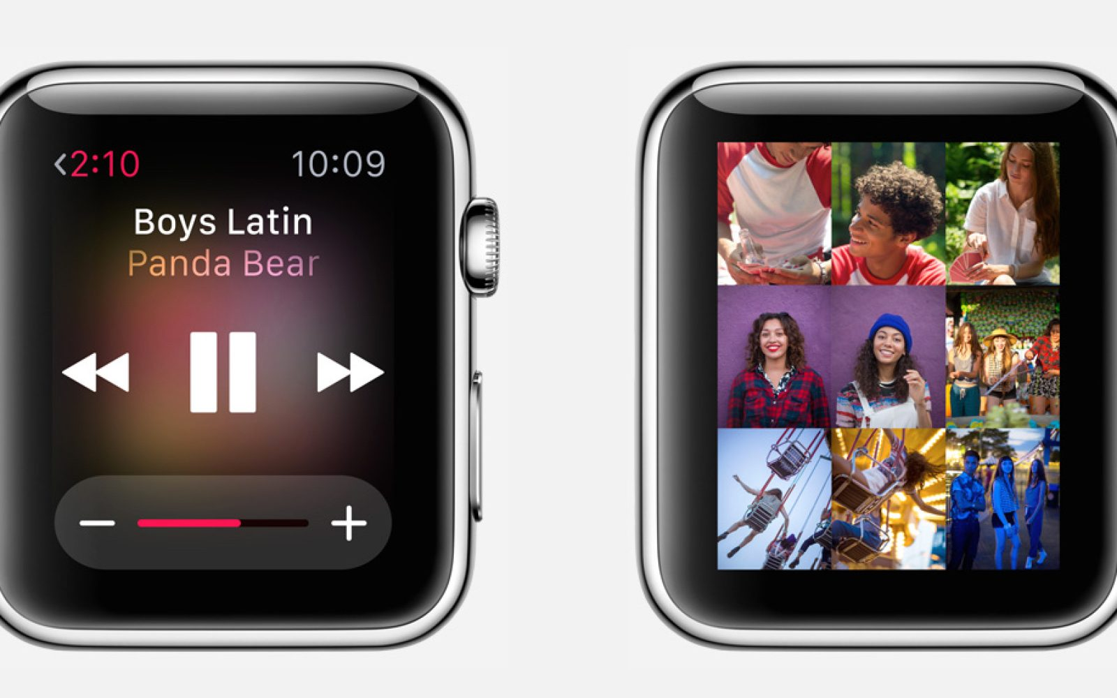 Apple Watch Includes 8 GB Of Storage Allows 2 Music And 75 MB Photos