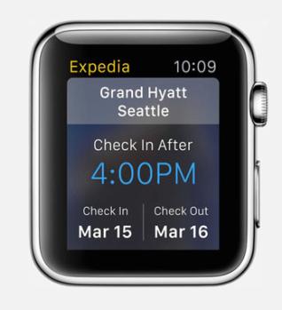 Apple Watch Expedia