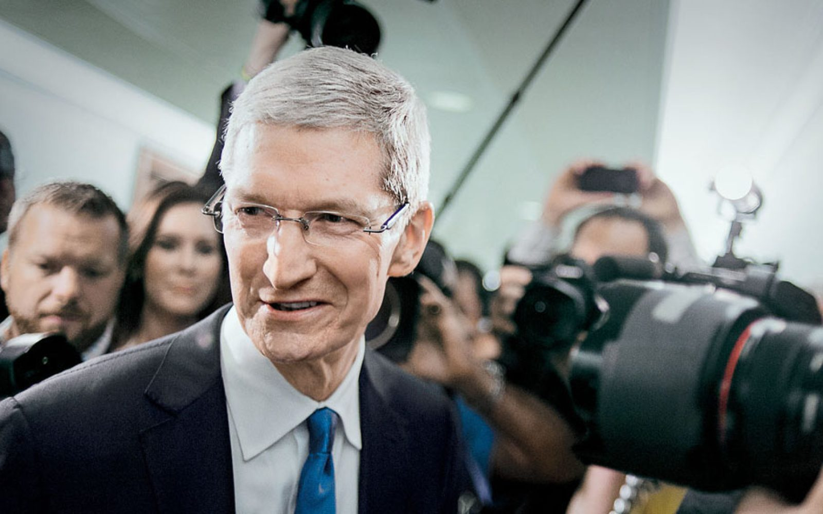 FastCo interview: Tim Cook talks Apple philosophy/legacy, Apple watch skepticism, new Campus & more