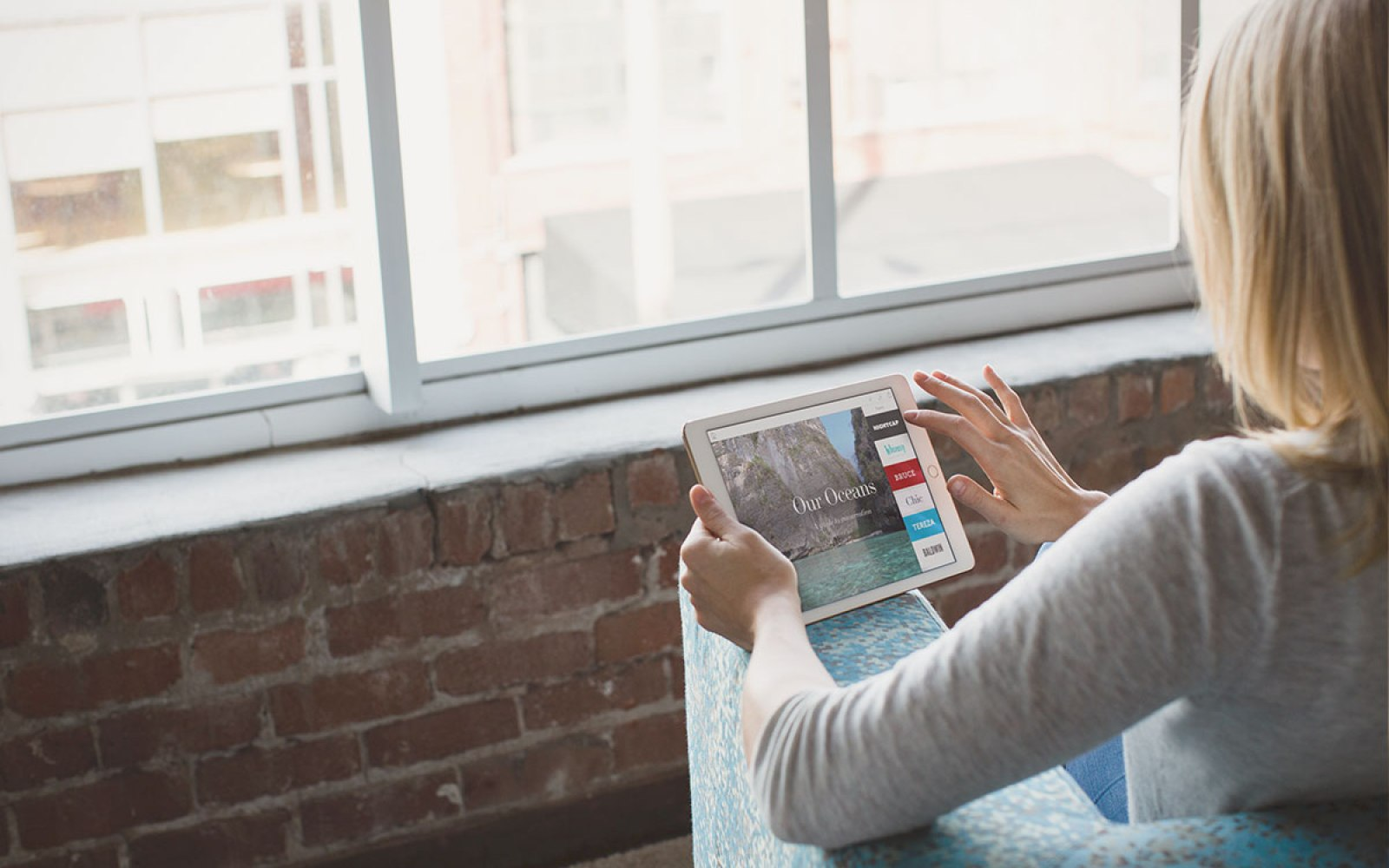 Adobe Slate lets you publish magazine-like stories from your iPad without design expertise