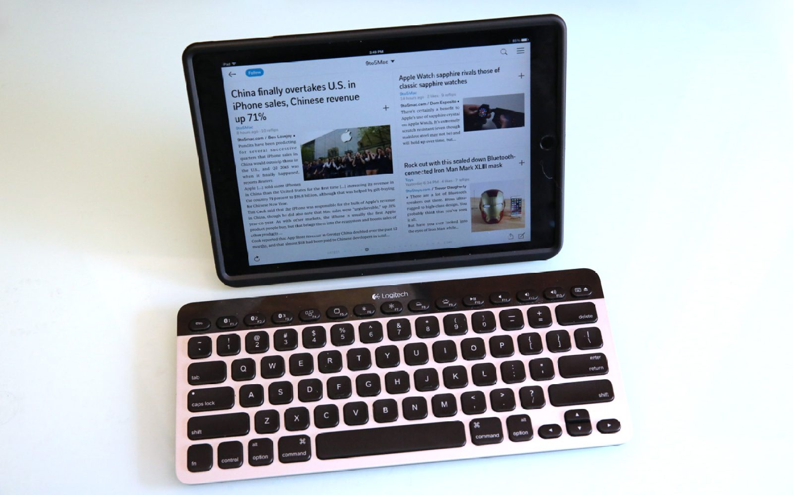 The best Mac and iPad keyboards | 9to5Mac