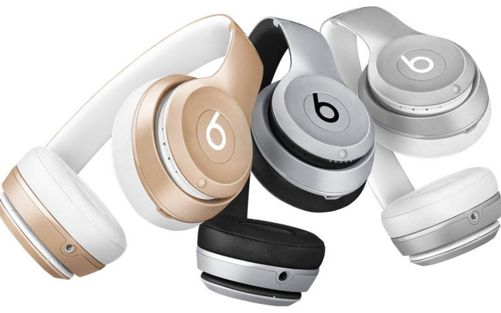952156413a3 Beats Solo2 wireless headphones now available in iPhone/Apple  Watch-matching gold, silver & space gray