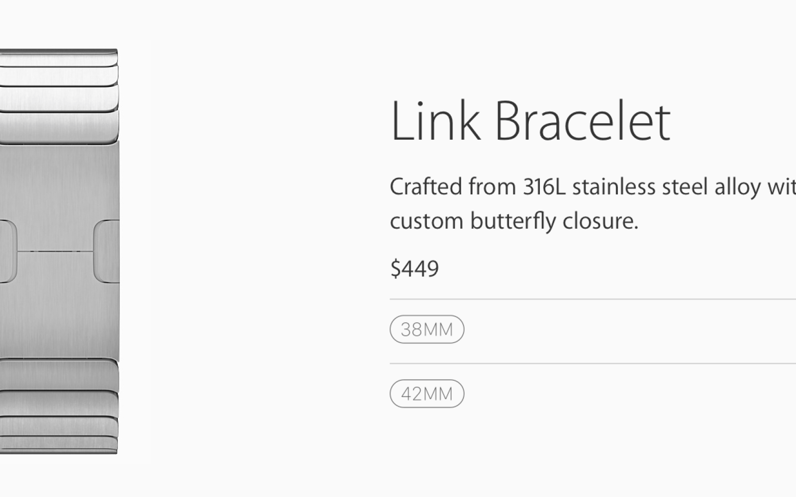 Apple revamps Apple Watch Bands website to make selecting bands easier