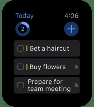 Things Screenshot App 1