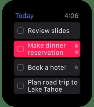 Things Screenshot App 2