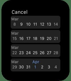 Things Screenshot App 4