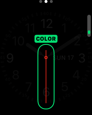 Apple Watch faces 5