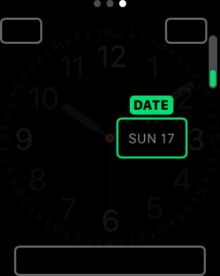 Apple Watch faces 6