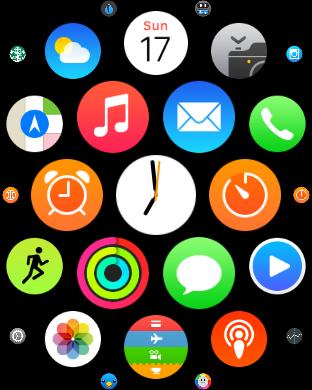 Apple Watch Honeycomb 1