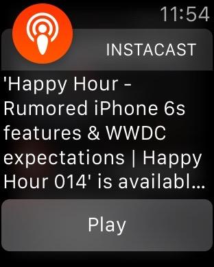 Apple Watch Notifications 4