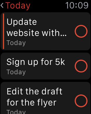 Todoist Apple Watch1