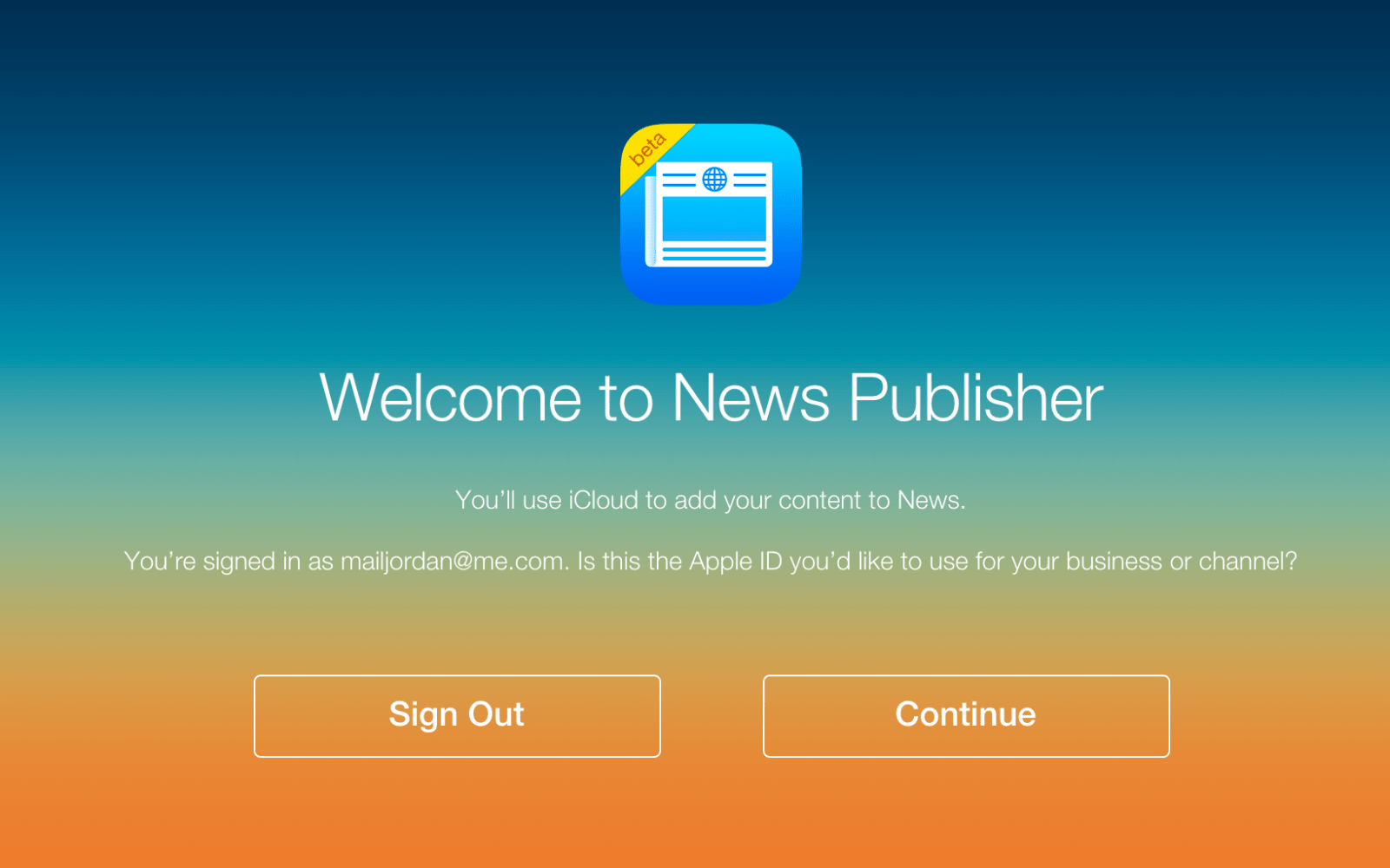 How to publish on the new iOS 9 Apple 'News' app