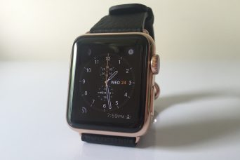 WatchPlate Apple Watch rose gold classic 2