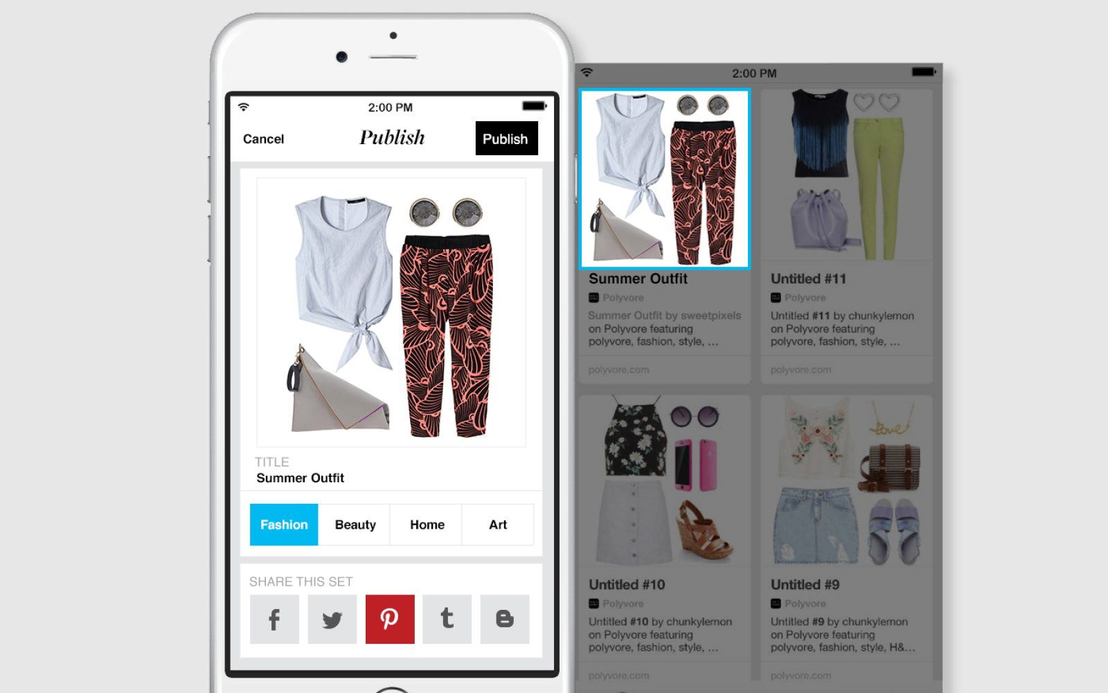 Pinterest announces IFTTT & Polyvore apps as first developer