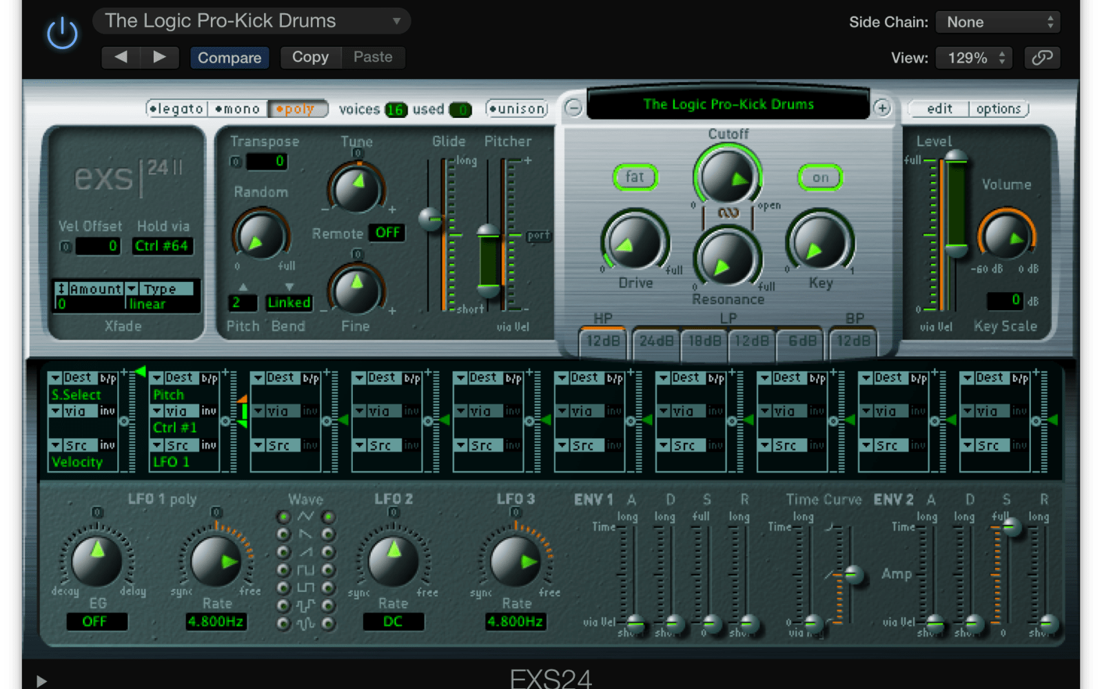 The Logic Pros: How to create custom sampler instruments