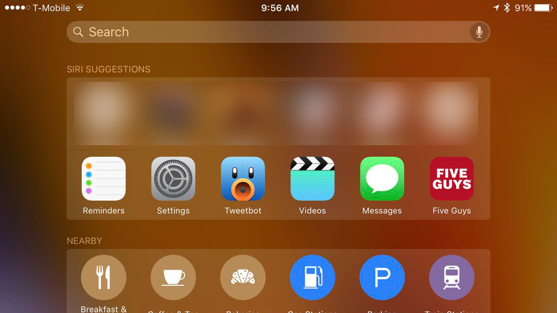 Poll: Should iOS 9's Proactive make privacy compromises to better rival Google Now?