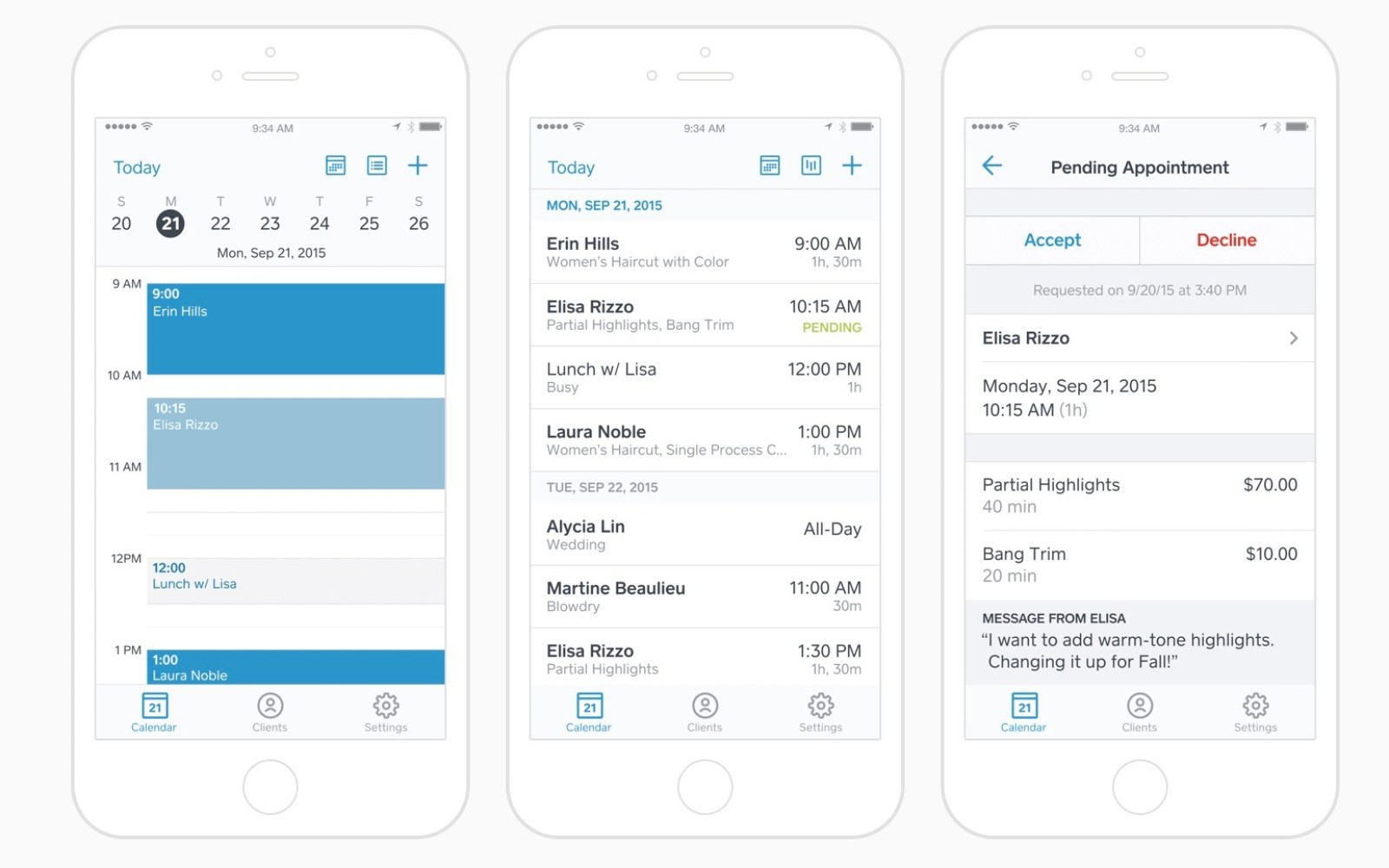 Square debuts new schedule booking Appointments app for iPhone