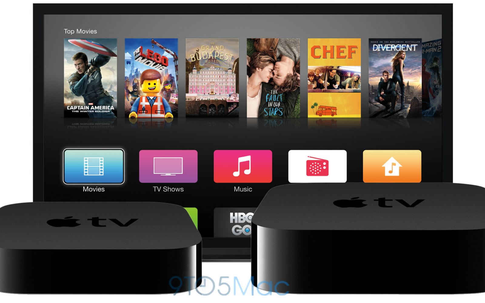 Apple TV 4: Gaming and Siri will be major focuses, expect Bluetooth game controllers + enhanced wireless