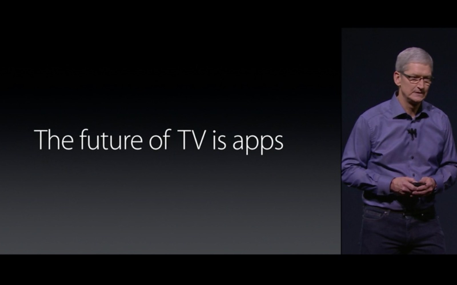 Feature Request: Apple TV 4 needs a way to watch TV shows from multiple sources in one universal app