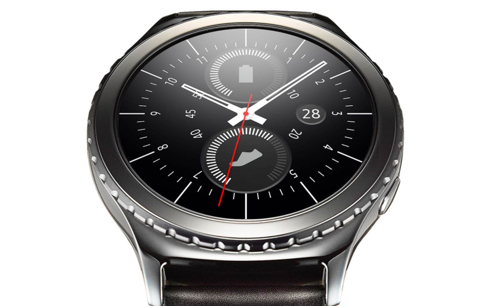 Report: Samsung looking to make round Gear S2 w/ rotating bezel iPhone compatible