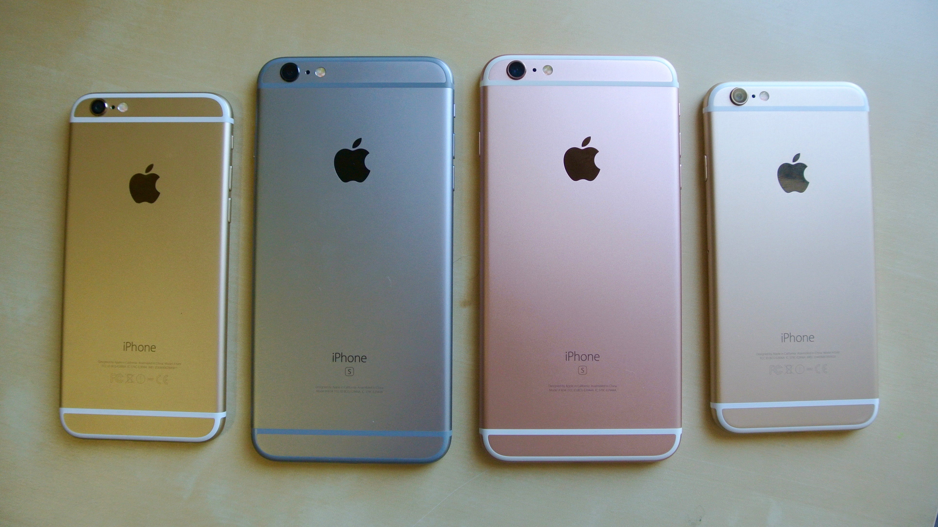 iPhone 6s Plus: hands-on & first impressions with Space Gray + Rose Gold [Gallery] - 9to5Mac