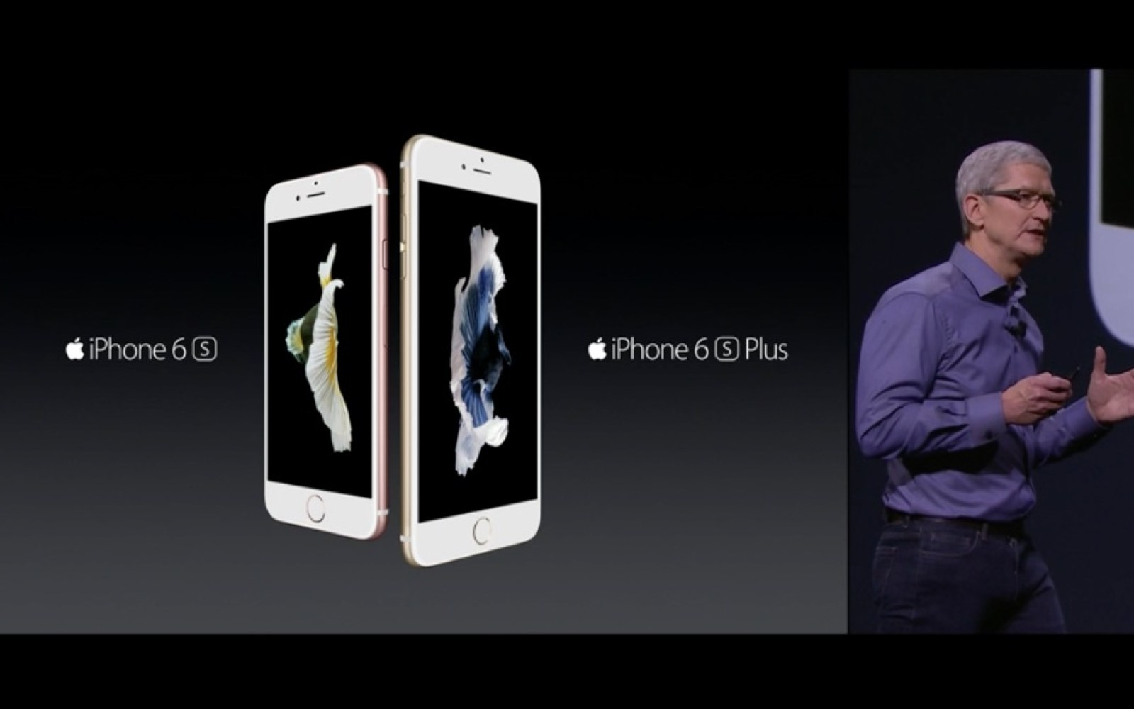 Apple debuts iPhone 6s + iPhone 6s Plus