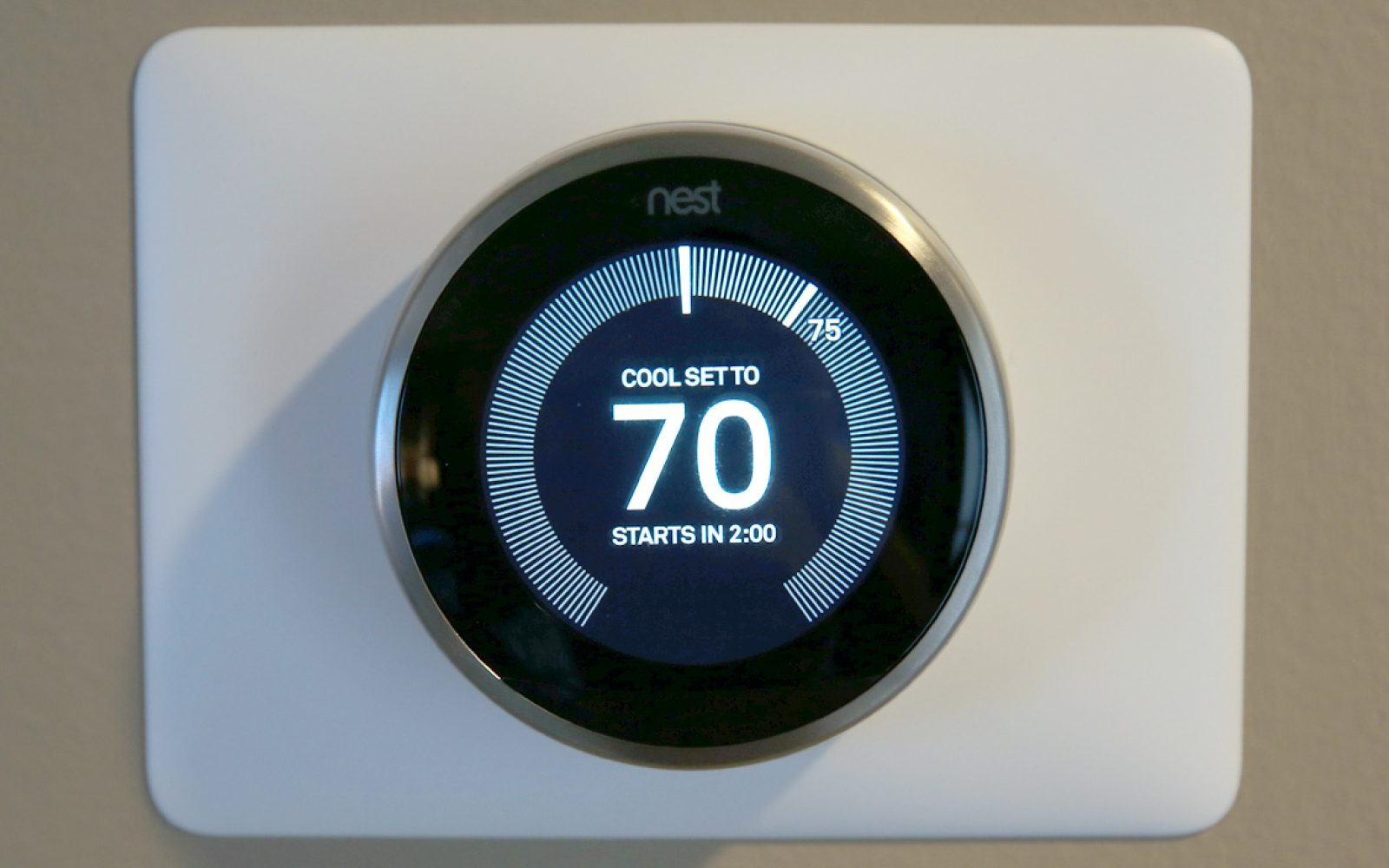 Cool Review Nests 3Rd Gen Learning Thermostat Adds A Better Screen Wiring Database Ioscogelartorg