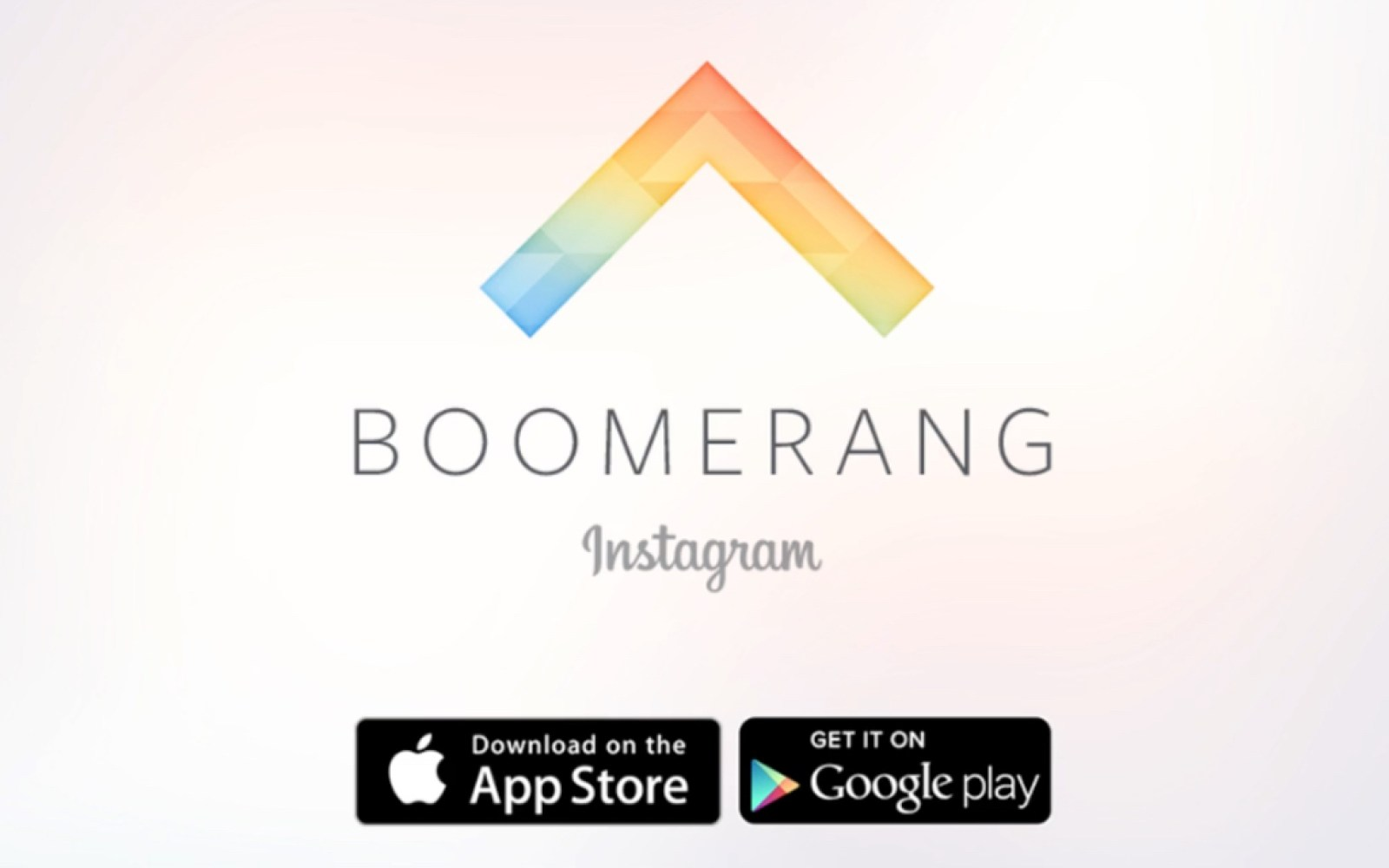Instagram takes on Apple's Live Photos with new 1-second video loop app, Boomerang