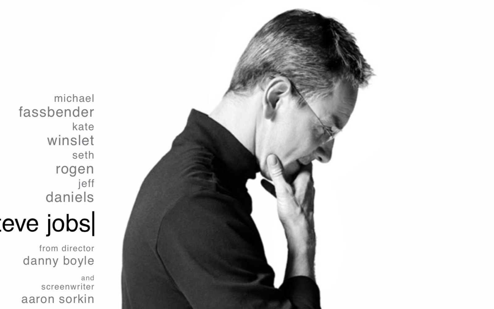 'Steve Jobs' biopic now available to buy on Blu-ray and DVD