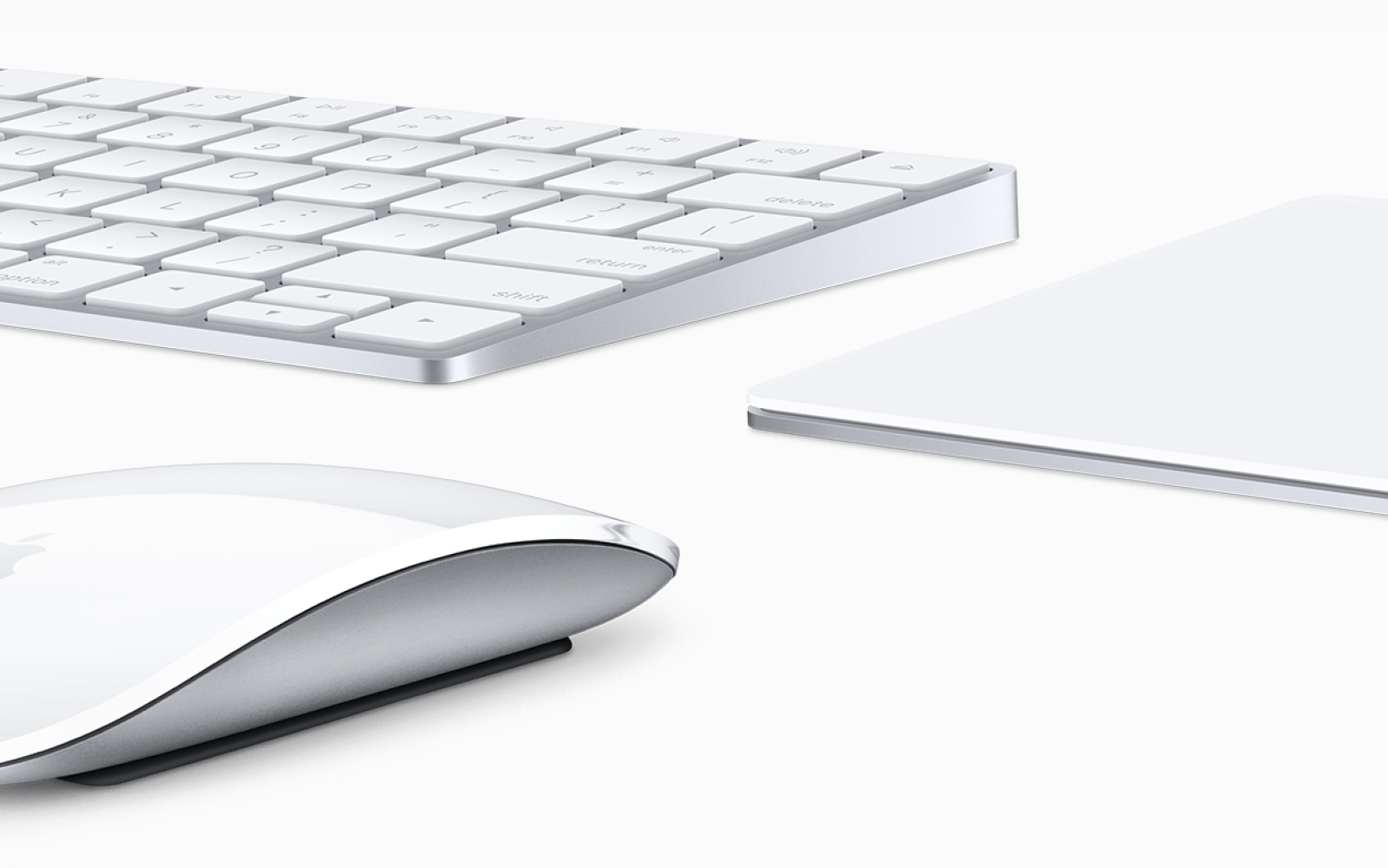 Apple Launches Larger Magic Trackpad 2 With Force Touch Magic Mouse