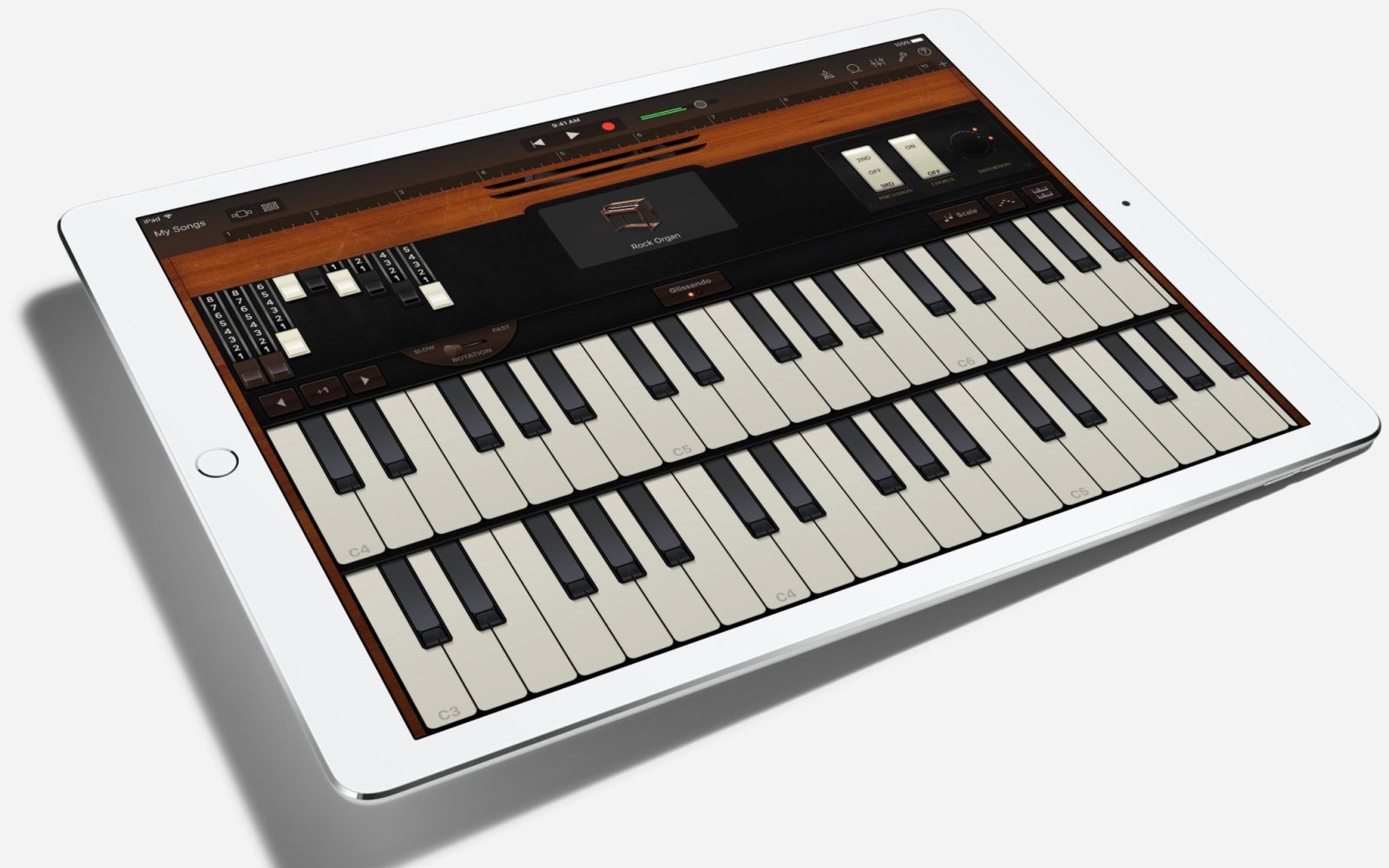 Apple Enhancing Garageband For Ipad Pro Adding 3d Touch For Iphone