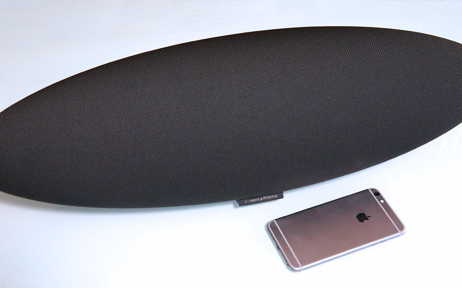 Review Bowers Wilkins Zeppelin Wireless Finally Brings Bluetooth