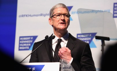 Robert F. Kennedy Human Rights Hosts The 2015 Ripple Of Hope Awards Honoring Congressman John Lewis, Apple CEO Tim Cook, Evercore Co-founder Roger Altman, And UNESCO Ambassador Marianna Vardinoyannis - Inside