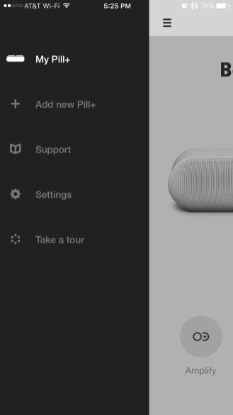 Beats Pill+ app 3