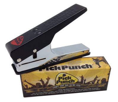Guitar Pick Punch