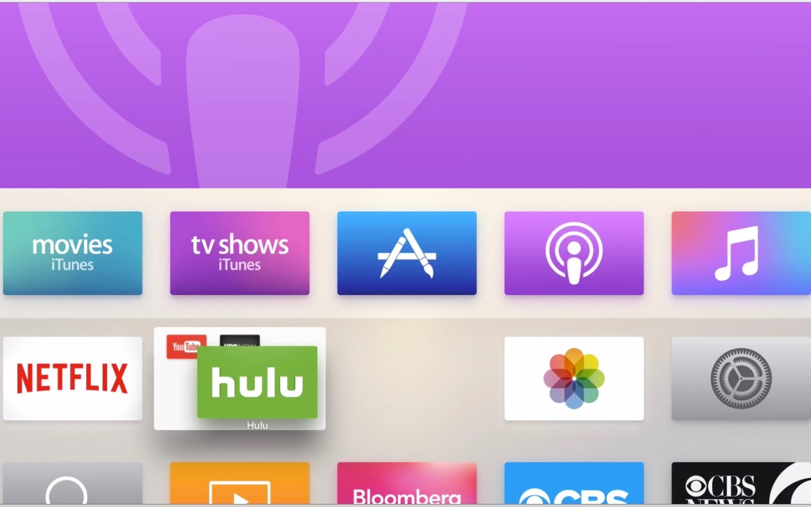 tvOS 9.2 beta 6 w/ Dictation in text fields, iCloud Photo Library & much more hits Apple TV