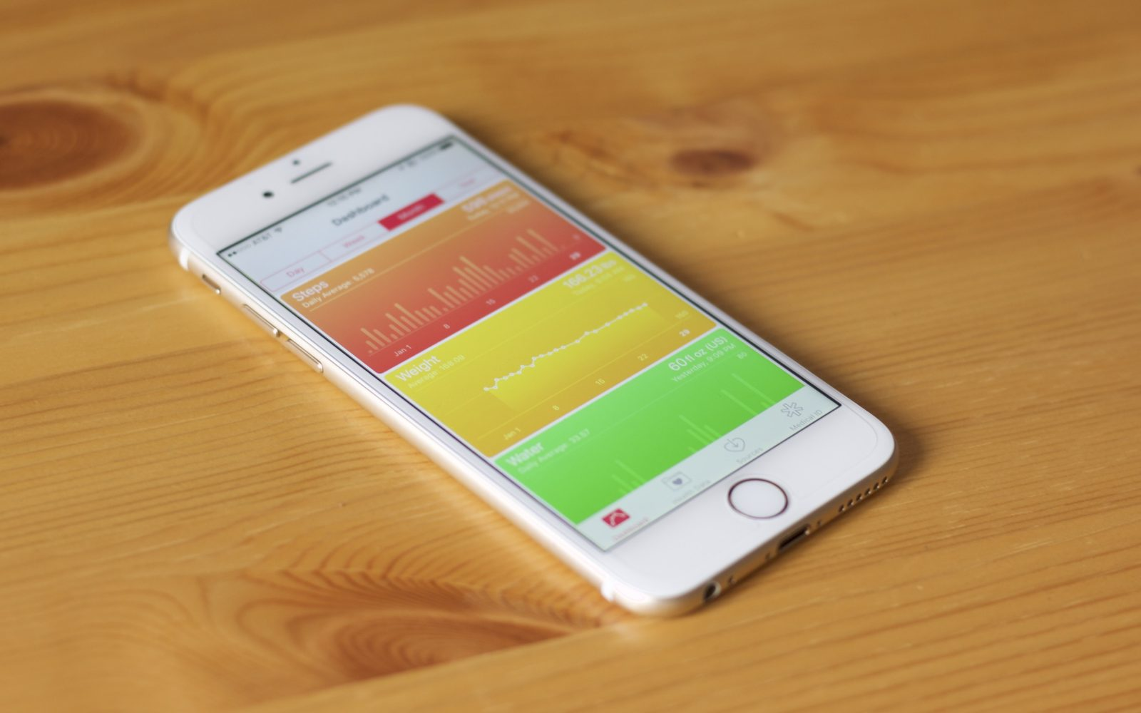 how to automate weight logging w the health app using siri