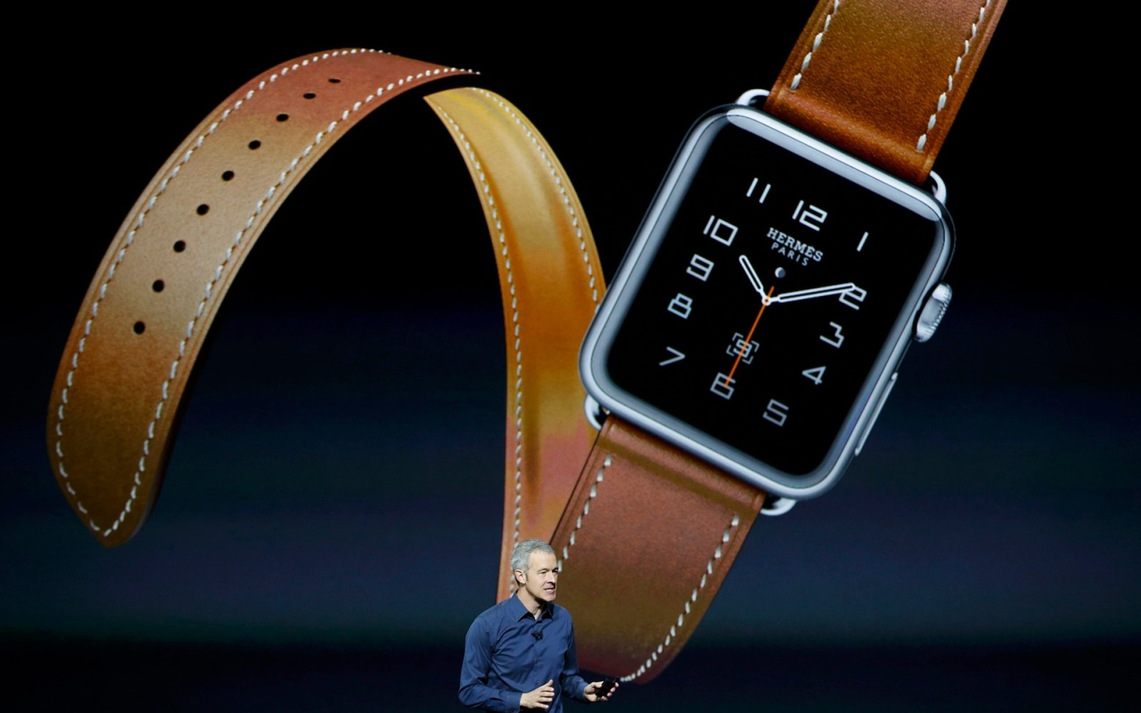 Apple to update Apple Watch in mid-March with new bands, OS + full redesign in fall