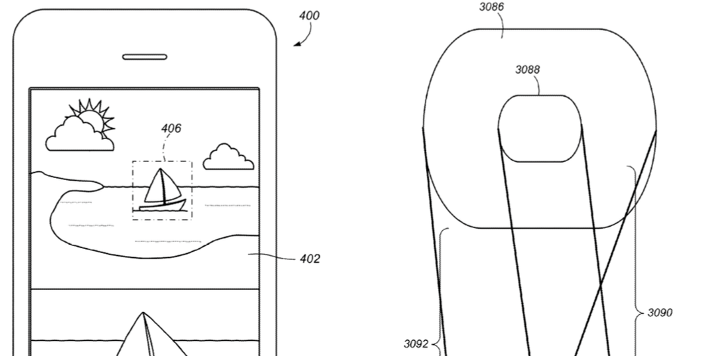Apple patent application reveals exciting possibilities