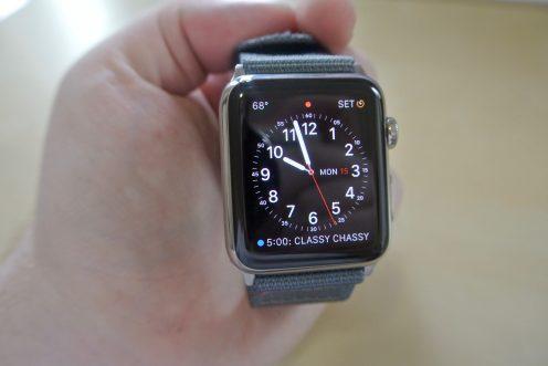 Apple Watch Nylon Band 8