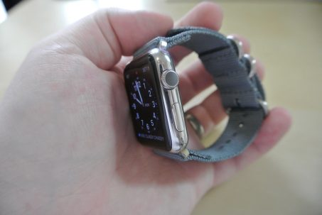 Apple Watch Nylon Band 9