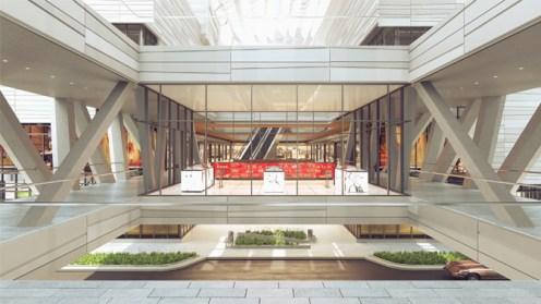 Brickell City Center Retail Rendering 3