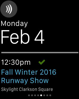 Fashion GPS Radar Screenshot 3