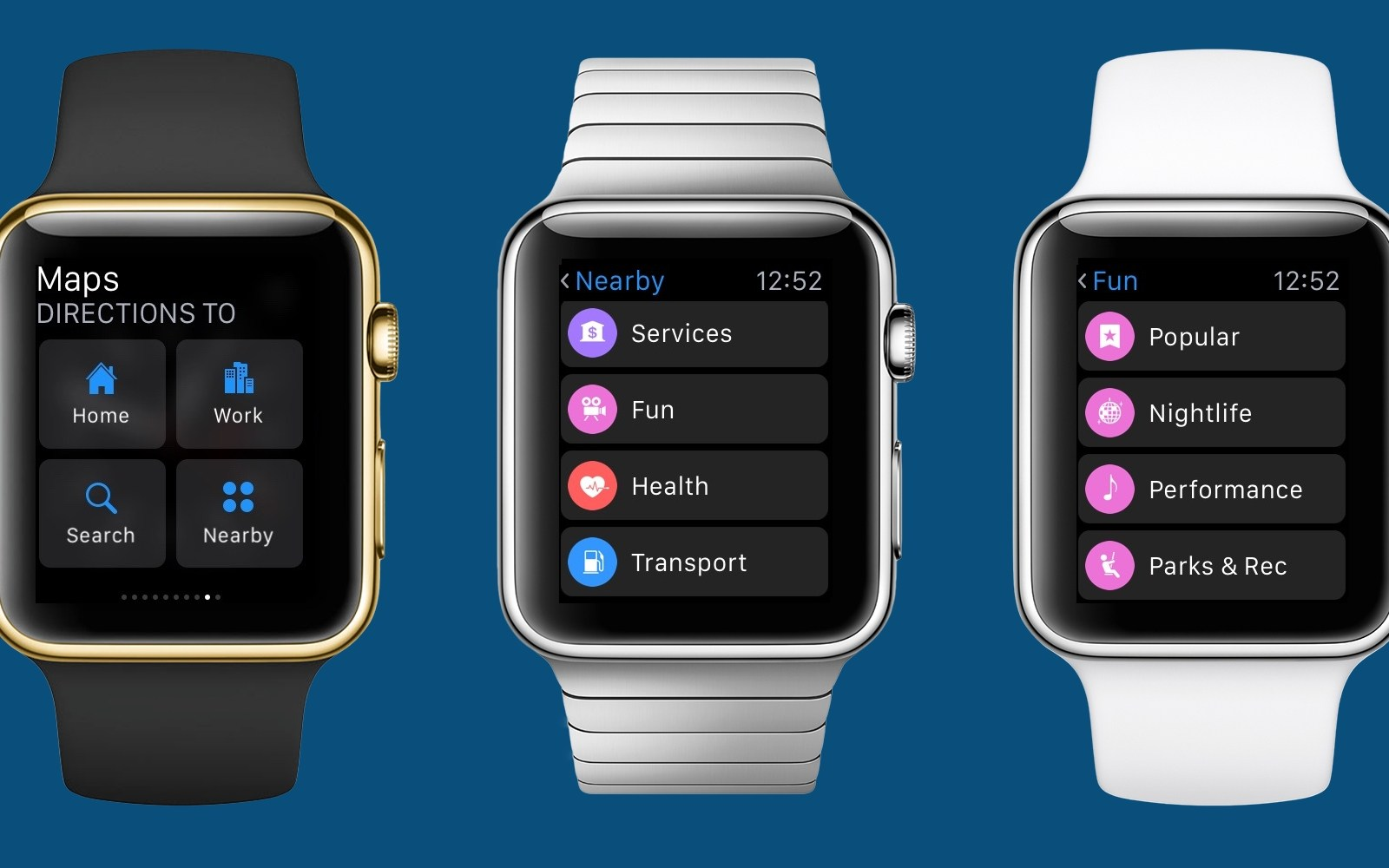 watchOS 2.2 beta 6 for Apple Watch w/ new Maps app is now available