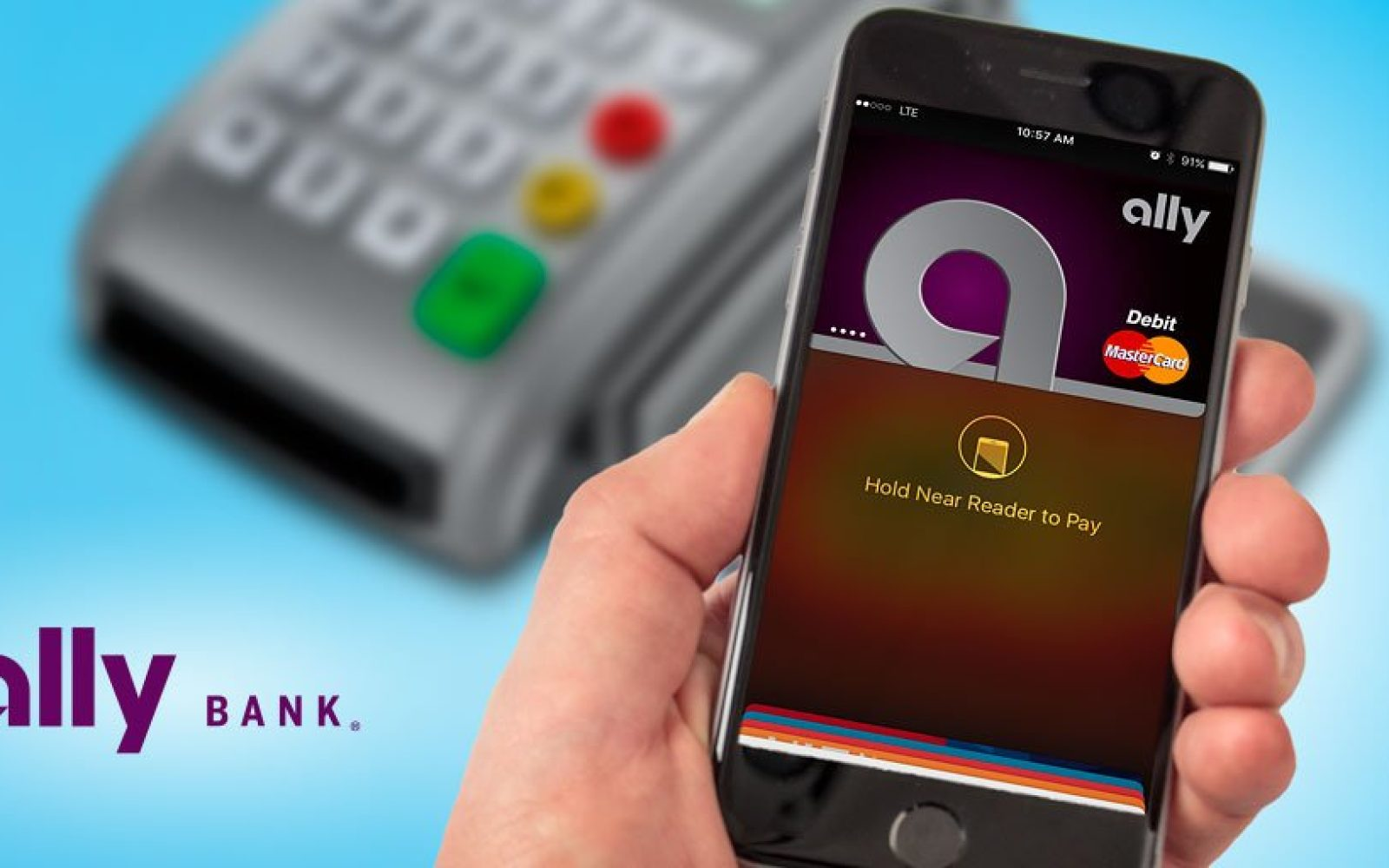 Longtime holdout Ally Bank turns on Apple Pay for customers