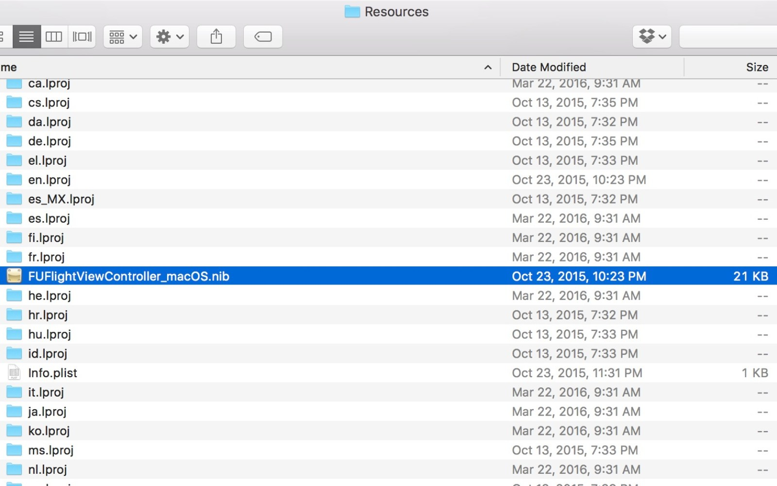 OS X 10.11.4 framework resource found with 'macOS' naming, fueling more speculation about an OS X rebranding